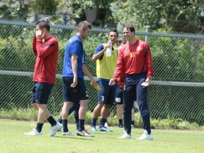 Steaua a cumparat REZERVE! Levy a schimbat doar atacul! Cum arata echipa inainte de prima FINALA a sezonului!