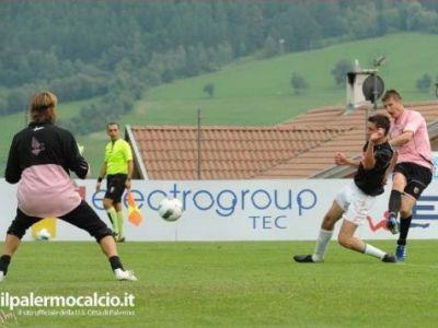 VIDEO! Goian l-a impresionat pe antrenorul de la Palermo! Vezi ce gol a dat in primul amical al verii!