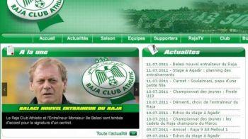 Printul Desertului REVINE! Ilie Balaci va antrena in Maroc! Vezi cu ce echipa a semnat: