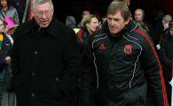 Alex Ferguson poate sa-i dea o lovitura dubla lui Dalglish! Cum o afecteaza pe Liverpool transferul lui Sneijder la Manchester United