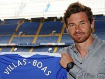 VIllas-Boas surprinde! Nu e vedeta si nici nu costa mult! Care e primul transfer facut de portughez la Chelsea!