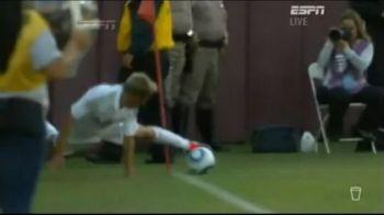 VIDEO De asta a dat Mourinho 30 de milioane pe el! Faza GENIALA cu care Coentrao a obtinut un corner!