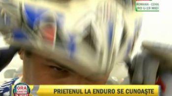 VIDEO Prietenul la ENDURO se cunoaste! De ce nu mai are nicio sansa Mani Gyenes la victorie in Red Bull Romaniacs!