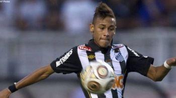 Corinthians vrea sa dea lovitura anului: oferta de 40 de milioane pentru Neymar!