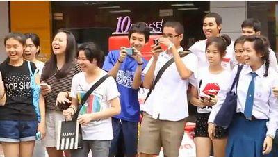 Taxiul carea innebunit Thailanda! Tot Bangkok-uls-a pozat cu minunea de 140.000 de euro!