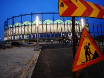 """In 90 de minute, noul stadion consuma cat tot sectorul 3 intr-o noapte!"" Pret FABULOS ca sa joci pe National Arena:"