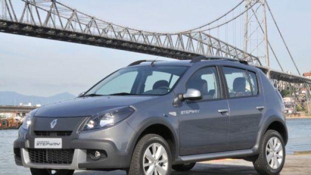 FOTO! Asa va arata Dacia Sandero Stepway cu UPGRADE la finalul anului! Ce imbunatarire are!
