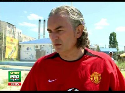 "Omul care vroia sa duca titlul la Petrosani: ""Sandu si Dragomir au DISTRUS fotbalul romanesc! Suntem sub Ungaria"""