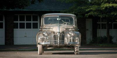 Senzational! Cemasinidin viitor faceaGeneral Motorsin 1939! Pontiac transparent complet!