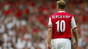 VIDEO! Daca azi ar mai juca fotbal, ar fi cei mai spectaculosi din lume! Ce goluri au dat Bergkamp si Overmars intr-un amical!