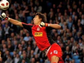 Cel mai tare transfer al VERII: Pantilimon a plecat in Anglia sa semneze cu Manchester City!
