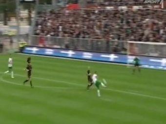 VIDEO: Gol FENOMENAL al unui fost adversar al nationalei! Vezi reusita care a eclipsat un meci cu 9 goluri!