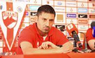 """Danciulescu poate sa intre in istorie! Mai are nevoie de un singur gol, cu Vorskla: """"Doar calificarea conteaza!"""""""