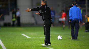 "Cedeaza inca un antrenor? Multescu, dupa 1-6 la Cluj: ""Ma gandesc sa plec. Situatia este dramatica!"""