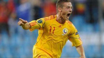 """Eroul nationalei lasa capul plecat dupa gestul care l-a interzis pentru meciul cu Franta: """"Imi pare rau ca a iesit asa!"""""""