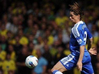 "Torres da vina pe colegii sai pentru seceta de goluri! ""Sunt batrani si lenti!"""