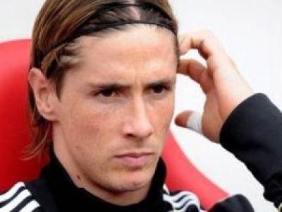 50 de mil aruncati la GUNOI! Torres n-are loc in fata unui pusti care n-a dat decat UN GOL la Chelsea!