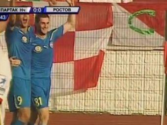 VIDEO! Protejatul lui Piturca la nationala face senzatie in Rusia! Vezi cu ce gol si-a salvat Cocis echipa