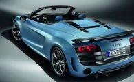 FRANKFURT 2011: Cel mai scump Audi! 200.000 de euro pentru 560 de cai !