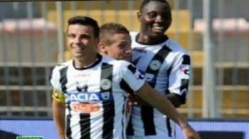 Viseaza sa aiba acelasi traseu ca Alexis Sanchez de la Udine! EXCLUSIV! Primele impresii ale lui Torje dupa debutul in Italia!