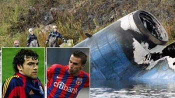 SOCANT! Doi fotbalisti romani ar fi putut sa moara in accidentul aviatic din Rusia! Afla cum au driblat moartea: