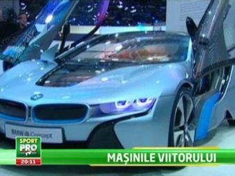 SHOW la Salonul Auto de la Frankfurt! Care sunt cele mai tari masini pe care le poti avea in garaj: