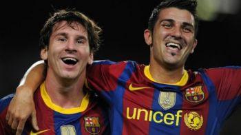 Ce face Barca NU e REAL! Barcelona 8-0 Osasuna! Hattrick Messi, dubla David Villa! VEZI GOLURILE!