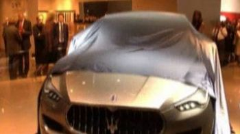 Maserati a trantit bomba la Frankfurt! Lanseaza un SUV, in locul unui nou bolid tip-Ferrari: