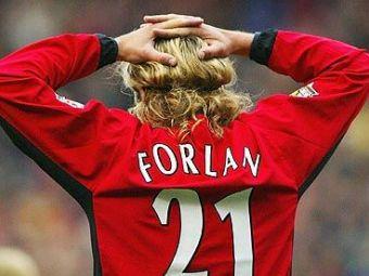 VIDEO Alex Ferguson a vazut o ratare MAI MARE ca a lui Torres in cariera lui! Vezi cum soca Forlan cu Juventus!