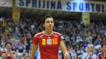 Cristina Neagu este fanul Oltchimului si la fotbal! MOTIVUL pentru care vrea Otelul OUT din Cupa Romaniei: