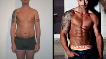 FOTO INCREDIBIL! Aveau peste 100 de kg si s-au transformat in timp RECORD in super campioni la bodybuilding