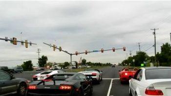 VIEDO: Liniuta de lux in State! 2.000 de cai la semafor in mijlocul zilei!