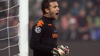 Lobont primeste gol in minutul 88 de la o echipa care nu marcase in acest sezon! Roma 1-1 Siena! Vezi golurile