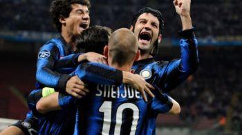 Inter, renascut cu Ranieri pe banca! Doua victorii consecutive! CSKA Moscova 2-3 Inter! Chivu a fost titular!
