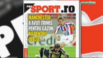 Man. United a trimis SCOUTERI pentru GAZON la Bucuresti! Citeste o poveste INCREDIBILA joi in Pro Sport!