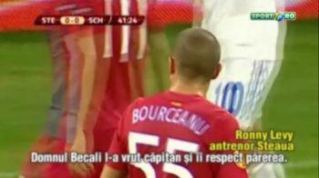 Steaua RUPE Blestemul la Nicosia! Ce record oribil TREBUIE sa bata cu Bourceanu capitan: