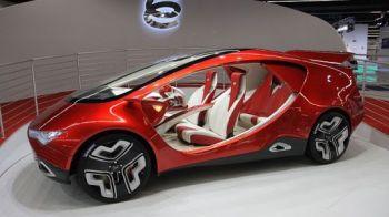 FOTO DEMENTIAL! Masini care te vor lasa cu gura CASCATA: Cele mai tari 92 de imagini de la Salonul Auto de la Frankfurt!