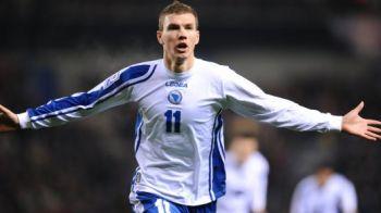 Bosnia se bate cu Franta pentru primul loc dupa 5-0 cu Luxemburg: Romania nici nu mai stie sa PLANGA dupa inca o campanie ratata, Bosnia a scos oamenii in strada!