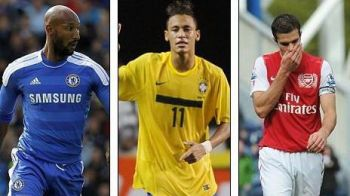 Inca TREI perle pentru echipa cu rezerve INFINITE de bani! Anji ii vrea pe Anelka, Van Persie si Neymar!