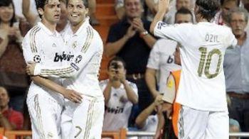 Real Madrid 4-1 Betis! GOL MAGNIFIC inscris de Kaka! Higuain a fost omul serii cu un hattrick de exceptie! VIDEO