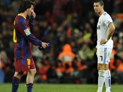 Messi si Cristiano Ronaldo joaca fotbal pana la 40 de ani si nu se mai accidenteaza NICIODATA! Englezii au descoperit fotbalul viitorului: