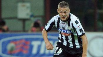 Torje a dat LOVITURA! E e pe primul loc in Italia! Udinese 3-0 Novara!