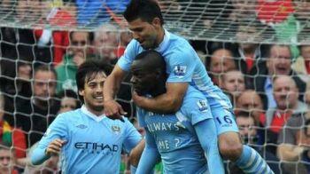 """Mancini a SOCAT Anglia dupa ce a umilit DIAVOLUL! """"City trebuie sa joace cum a facut-o United azi"""" Cum l-a impresionat Ferguson:"""