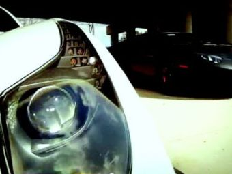 VIDEO: AlTreilea Razboi Mondial ! Ferrari 458 Italia Vs. Lamborghini Aventador ... sau 1.400 de cai la bataie !