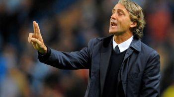 Ti-am dat un E-MAIL! Mesajul lui Mancini care il plaseaza in ELITA alaturi de Ferguson, Guardiola si Mourinho!