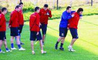 Steaua face TURUL Bucurestiului! Unde pregateste Iliesta meciul care poate salva Steaua in Europa:
