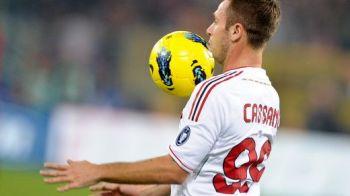 Cassano a avut o GAURA in inima! De ce nu a fost descoperita problema la un sportiv si cat timp va sta departe de gazon dupa operatia pe cord: