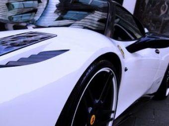 Jignire maxima pentru italieni! Ferrari 458 Italia arata multmai binefacut de nemti!