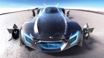 FOTO:Cum vrei sa arate masina ta in 2050?Alege dintre 6 concepte dementiale ale celor mai mari producatori!