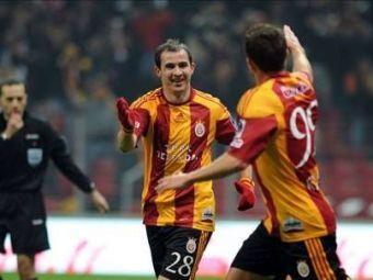 Bogdan Stancu out DEFINITIV de la Galata! Transferul unei supervedete de la Man. United il INTERZICE pe Stancu la Istanbul!